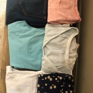 Old Navy Maternity Lot (6 items)